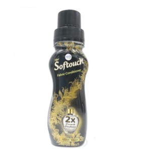 SOFTOUCH 2X AFTER WASH  BLACK  200ML