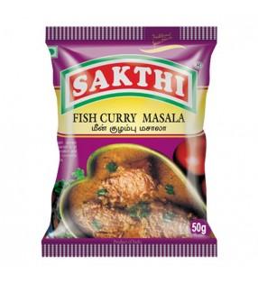 SAKTHI FISH CURRY MASALA 50g
