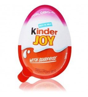 KINDER JOY GIRLS