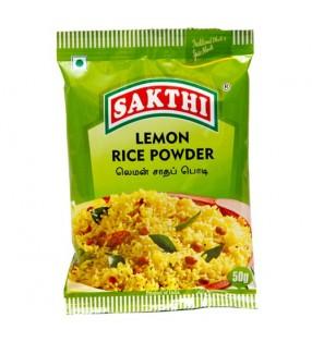 SAKTHI LEMON POWDER 50g