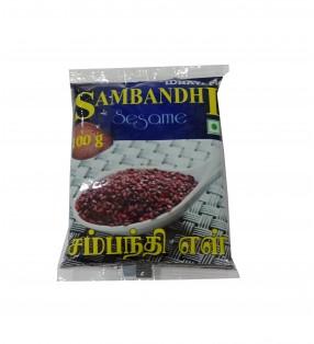 SAMBANDHI BLACK ELLU 100g