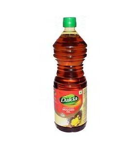 DALDA MUSTARD OIL 200 ml
