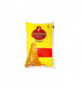 DHEEPAM OIL 1LTR POUCH