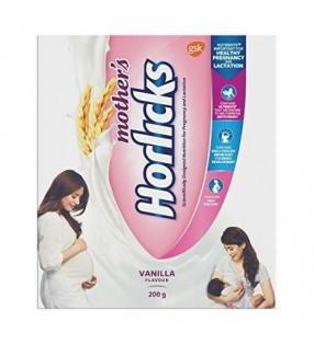 HORLICKS (MOTHER) VANILLA 200g RF