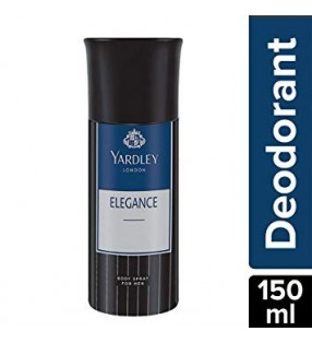 YARDLEY ELEGANCE SPRAY  MEN 150 ML