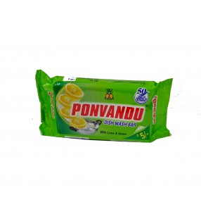 PONVANDU DISH WASH BAR 100g
