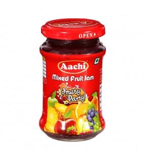 AACHI MIXED FRUIT JAM 100g