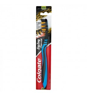 COLGATE ZIG ZAG (MEDIUM) BLACK