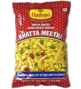 HALDIRAM'S KHATTA MEETHA  150g