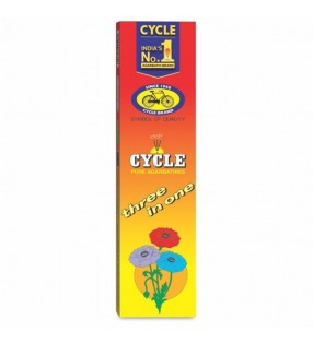 CYCLE PURE AGARBATHIES THREE IN ONE RS 50