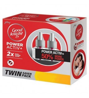 GOOD KNIGHT ACTIV+TWIN PACK