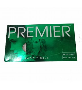 PERMIER SPECIAL FACE TISSUE 100PULLS