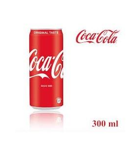 COCA COLA TIN 300ML