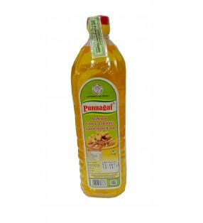 PUNNAGAI GROUNDNUT OIL 1 LTR CAN