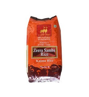 DOUBLE DEER ZEERA SAMBA RICE 1kg