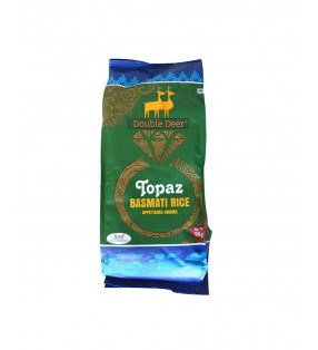 DOUBLE DEEP TOPAZ BASMATI RICE 1kg