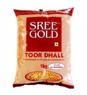 SREE GOLD TOOR DAL (THUVARAM PARUPU) 1kg