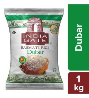 INDIA GATE DUBAR 1KG
