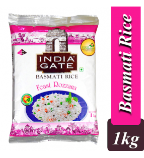 INDIA GATE ROAAZANA 1kg