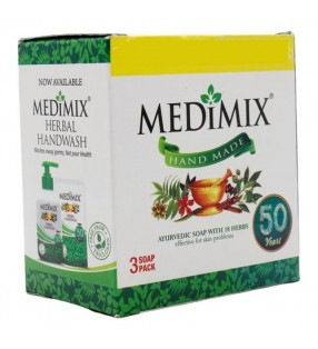 MEDIMIX HAND MADE SOAP BUY (3*125G)