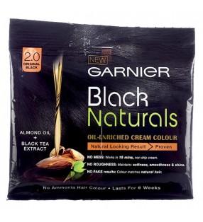 GARNIER BLACK NATURALS 2.0 ORIGINAL BLACK