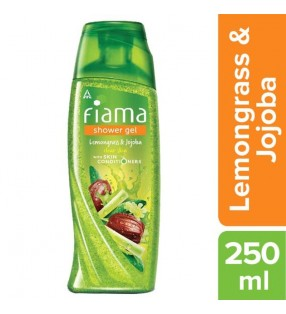 FIAMA SHOWER GEL LEMONGRASS & JOJOBA 250ML