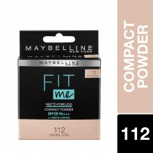 MAYBELLINE FIT ME COMPACT NATURAL IVORY