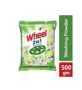 WHEEL DETERGENT POWDER 500g