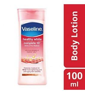 VASELINE HEALTY  WHITE COMPLETE 100 ML