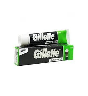 GILLETE LIME CREAM 30g