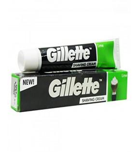 GILLETTE LIME SHAVE CREAM 70g