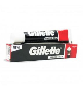 GILLETTE SHAVING CREAM REG 30g