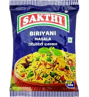 SAKTHI BIRIYANI MASALA 50 g