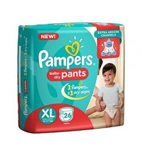 PAMPERS  PANTS XL-26